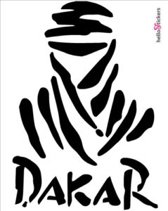 Stickers autocollants touareg Dakar désert 4x4